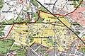 Mende Großer Verkehrs-Plan Berlin und seine Vororte 1907; Berlin-Reinickendorf (cropped).jpg