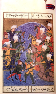 Battle of Marj Dabiq Battle during the 1516–17 war between the Ottoman Empire and the Mamluk Sultanate