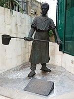Metal Caster Sculpture in Ramat Gan.jpg