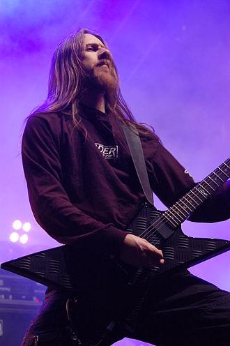 Samoth - Samoth on Metalmania 2007