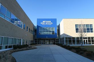 Methuen, Massachusetts - Methuen High School
