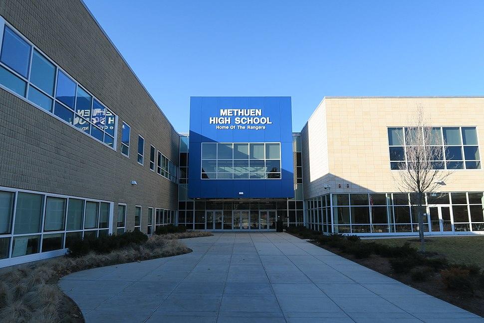 Methuen High School, Methuen MA