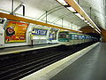 Metro Paris - Ligne 12 - Station Pasteur - MF 67.jpg