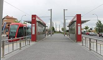 Nuevo Mundo (Madrid Metro) - Image: Metro de Madrid Nuevo Mundo 01