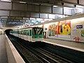 Metro de Paris - Ligne 2 - Rome 03.jpg