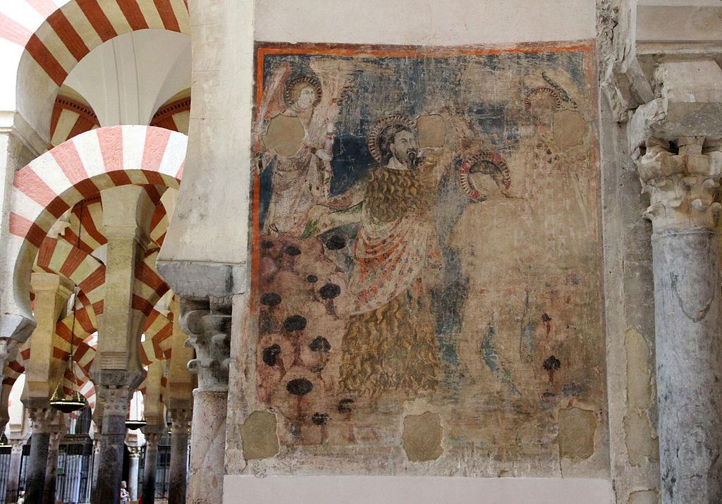 Frescos de la Iglesia de San Vicente
