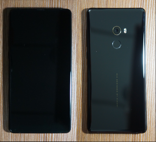 Xiaomi Mi MIX 2 Android phablet