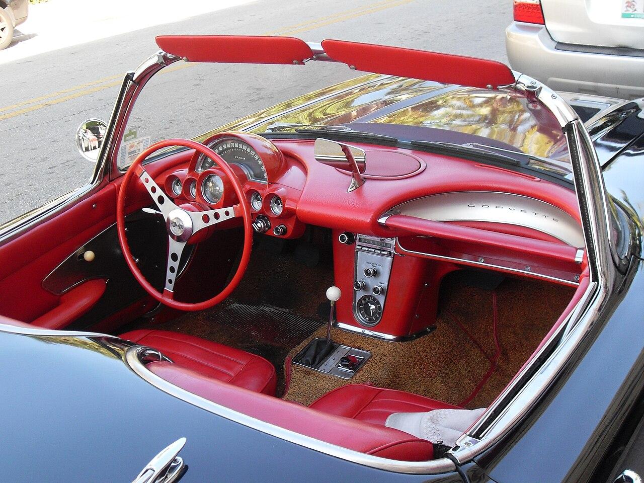 Miami Corvette Car Rental