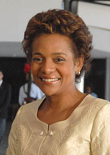 Image illustrative de l'article Michaëlle Jean