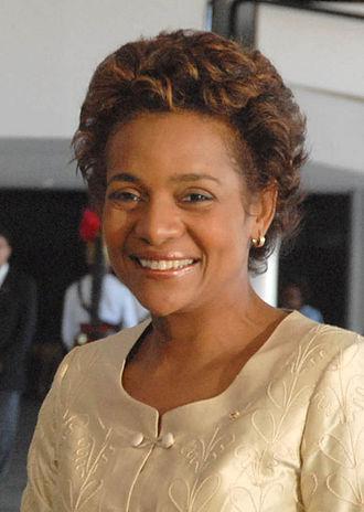 Michaëlle Jean - Image: Michaëlle Jean 1 11072007