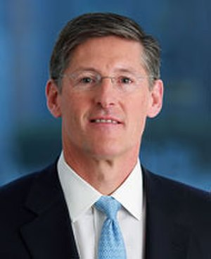 Michael Corbat - Image: Michael Corbat, CEO of Citigroup Inc., 2014