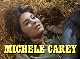 Michele Carey American actress (1943-2018)