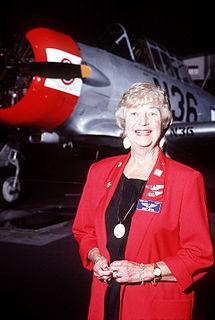 Micky Axton American female aviator