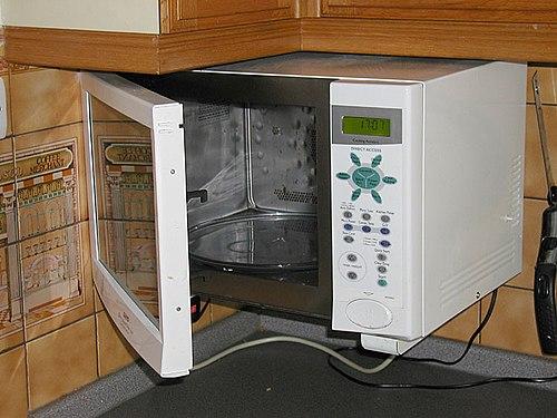 СВЧ-печь - Микроволновая печь