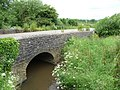 Mid Devon , Road Bridge and Stream - geograph.org.uk - 1361451.jpg