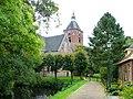 Middelstum - hervormde kerk vanaf Kerkpad.jpg