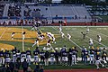 Midwestern State vs. Texas A&M–Commerce football 2015 38 (A&M–Commerce on offense).jpg