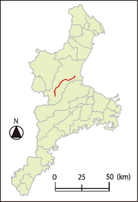 Mie Prefectural route 15 Hisai-Misugi Line.png