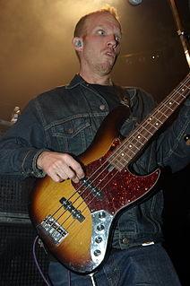 Mike Dean (musician) American heavy metal bass guitarist