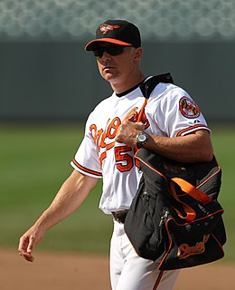 Mike Bordick American baseball player