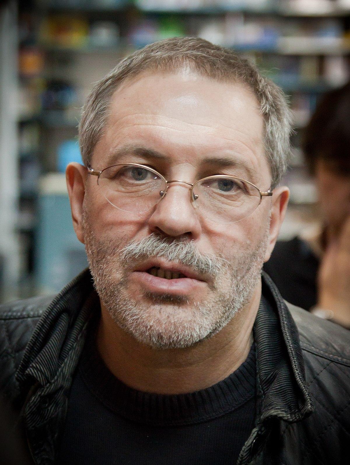 Леонтьев, Михаил Владимирович — Википедия