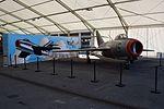 Mikoyan-Gurievich MiG 15. Barcelona International Comic Fair 2017.jpg