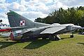 Mikoyan MiG-23MF '40' (140) (13363724525).jpg