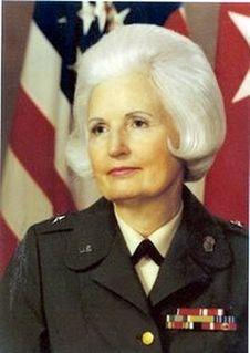 Mildred Inez Caroon Bailey American Brigadier general