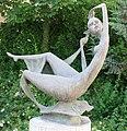 """Millstatt - Skulptur - """"Frühling"""".jpg"""