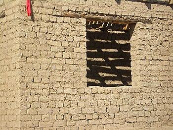 В Таджикистане запрещено строить дома из глины и сырцового кирпича