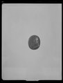 Miniatyrporträtt av Oliver Cromvell (1599-1658), engelsk lordprotektor - Livrustkammaren - 70795.tif