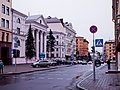 Minsk - Straße mit Musikakademie - panoramio.jpg
