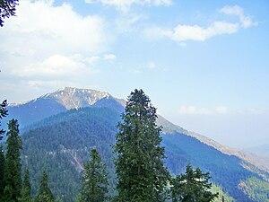 Gul-e-Rana - shooting place