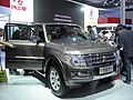 Mitsubishi Pajero CN Spec V6 3.0L In the 14th Guangzhou Autoshow 06.jpg