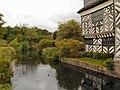 Moat, Little Moreton Hall.jpg