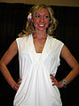 Model at the Spring Fling Fashion Show (IMG 4772a) (5647690804).jpg