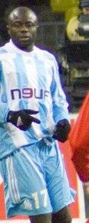 Modeste Mbami Cameroonian footballer