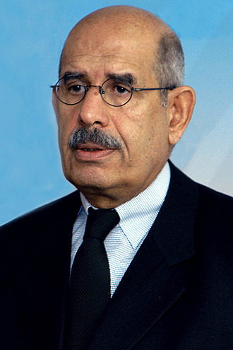 Cairo University - Mohamed ElBaradei, 1962