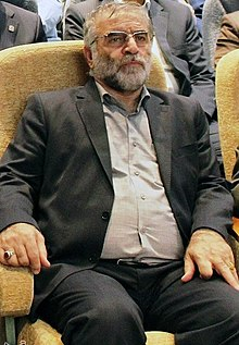 Mohsen Fakhrizadeh., From WikimediaPhotos