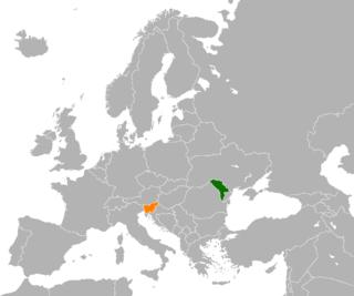 Moldova–Slovenia relations