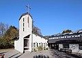 Mondsee - evangelische Kirche.JPG