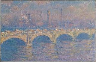 Waterloo Bridge, London