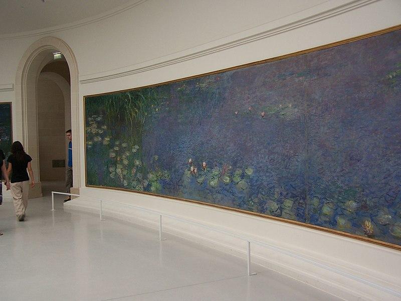 File:Monet Lilies Louvre 2.jpg