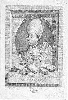 Martín Pérez de Ayala