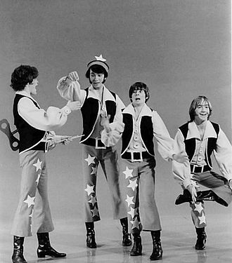 The Monkees - 1969 television special 33 1/3 Revolutions Per Monkee.