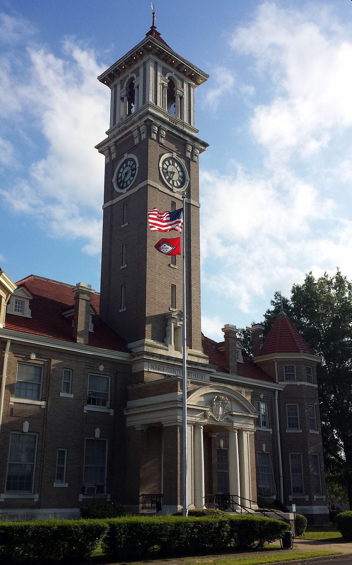 Monroe County, Arkansas - Wikipedia