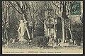 """Montélimar - Statue du """"Chasseur"""" de Bouval (34529704006).jpg"""