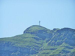 2004 Giro d'Italia - Image: Monte Corno alle Scale 01