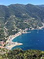 Monterosso al Mare seen from near Punta Mesco 20190913.jpg