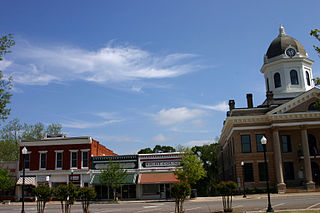Monticello, Georgia City in Georgia, United States